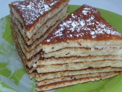 Рецепты приготовления блинов - блинный пирог.JPG