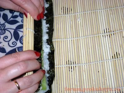 Рецепты приготовления суши в домашних условиях - 10 Суши.JPG