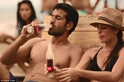 Новинка от Coca-Cola: бутылки изо льда - article-2360493-1AC4B2F6000005DC-310_634x420.jpg