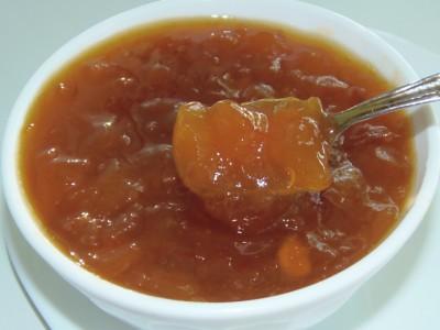Слойки с сахаром и корицей - абрикосовый джем.JPG