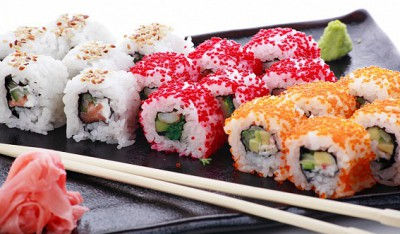 Как Вы относитесь к японской кухне? - Sushi.jpg