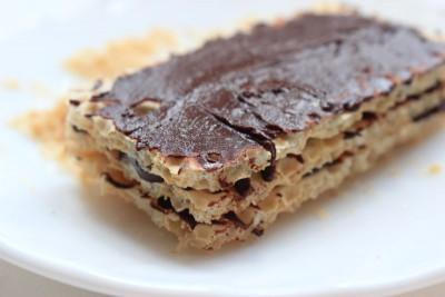 Шоколадные вафли из вафельных хлебцев - IMG_5330.JPG