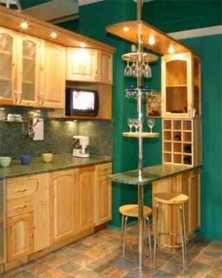 Домашний мини-бар - barnye-stojki-dlya-kuhni-photo-2.jpg
