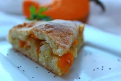 Овощной пирог на рассольном тесте - IMG_6441.JPG