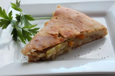 Овощной пирог на рассольном тесте - IMG_6767.JPG