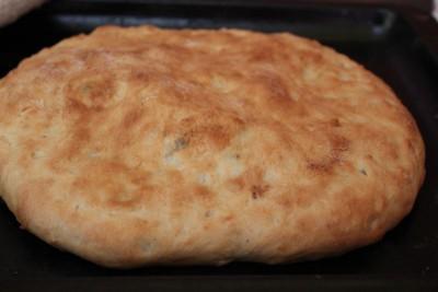 Овощной пирог на рассольном тесте - IMG_6849.JPG
