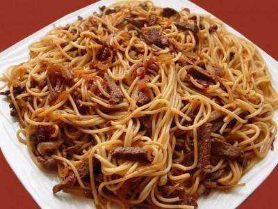 Свинина с ананасом в кисло-сладком соусе - spagetti-s-farshem-_639.jpg