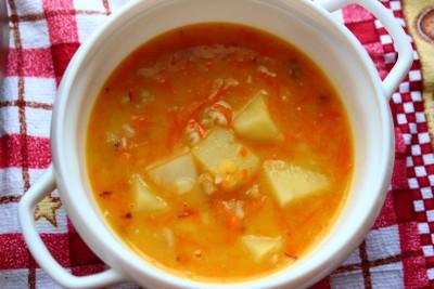 Самый вкусный и простой в приготовлении суп. Рецепты - IMG_7676.JPG