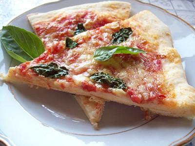 Пицца маргарита по-домашнему - пицца маргаритта (7).JPG