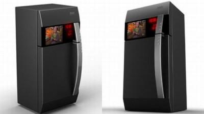 Холодильник со встроенным ТВ. Объединить необъединяемое? - Refrigerator-2.jpg