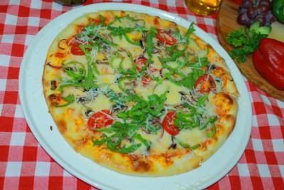 Пицца с вешенками - Пицца-Капричоза.jpg