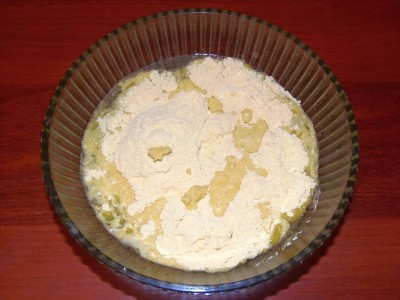 Быстрый пирог на рассоле - PB110004.JPG
