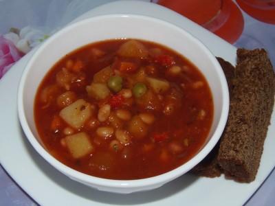 Итальянский суп минестроне - PB200097.JPG