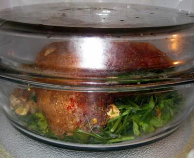 Буженина, приготовленная в микроволновой печи - IMG_4041.JPG
