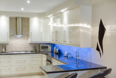 Быстрый ремонт кухни: отделка стен пластиковыми панелями - Kitchen.jpg
