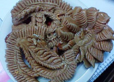 Питха - традиционное блюдо Бангладеш и Западной Индии - нокша питха.jpg