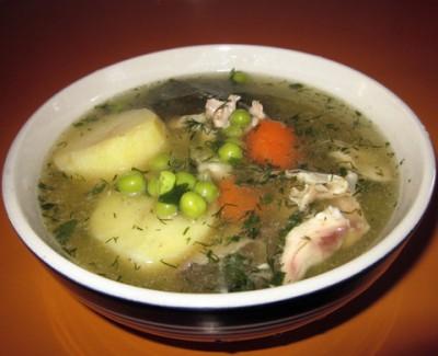 Самый вкусный и простой в приготовлении суп. Рецепты - IMG_3390.JPG