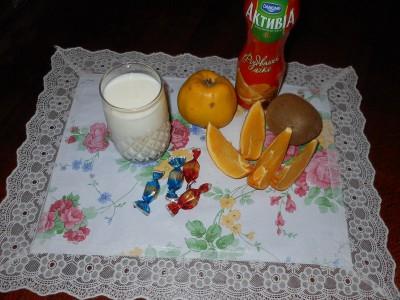 Сколько рецептов для детского стола знаете Вы?  - готов продукты.jpg