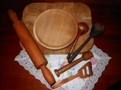 Деревянная посуда на моей кухне - ложки.jpg