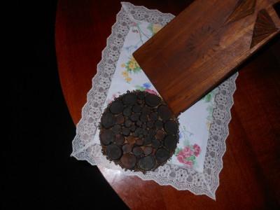 Деревянная посуда на моей кухне - досточки на кухне.jpg