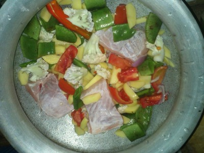Фоторецепт: рыба с овощами - IMG1014.jpg
