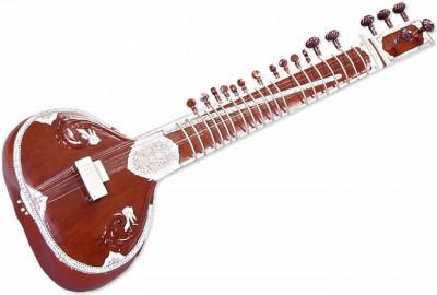 Это ситар, тоже индийский муз. инструмент из этого овоща - ситар индийский инструмент.jpg