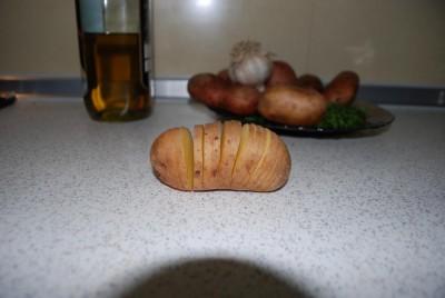 Фаршированный картофель для ленивых - фаршированый картофель 1.jpg