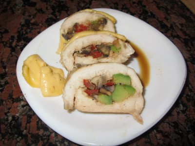 Авокадо блюда из авокадо  - IMG_3893.JPG
