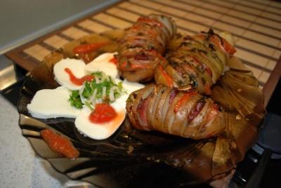 Фаршированный картофель для ленивых - Фаршированный картофель 4.jpg