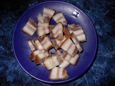 Любимые рецепты приготовления жареной картошки - сало.jpg
