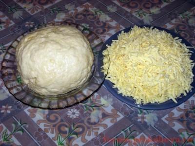 Сырные лепёшки ленивое хачапури  - 06 Сырные лепешки.JPG