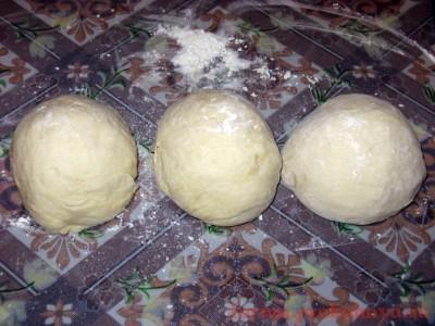 Сырные лепёшки ленивое хачапури  - 07 Сырные лепешки.JPG