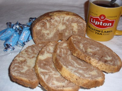 Кекс Мраморный  - Кекс для хлебопечки - Мраморный.jpg