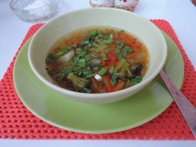 Самый вкусный и простой в приготовлении суп. Рецепты - DSCN7572.JPG