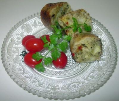 Курица в рукаве, приготовленная в СВЧ - IMG_0451.JPG