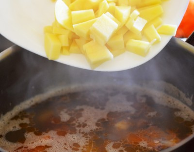 Фоторецепт: суп гороховый с жидким дымом - DSC_0022.JPG