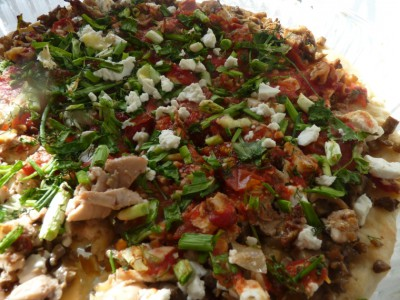 Пирожки и пицца на быстром дрожжевом тесте - пицца 1.jpg