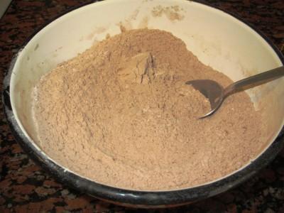 Банановый чизкейк в шоколадной крошке - IMG_4440.JPG