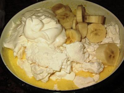 Банановый чизкейк в шоколадной крошке - IMG_4448.JPG