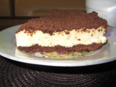 Банановый чизкейк в шоколадной крошке - IMG_4490.JPG