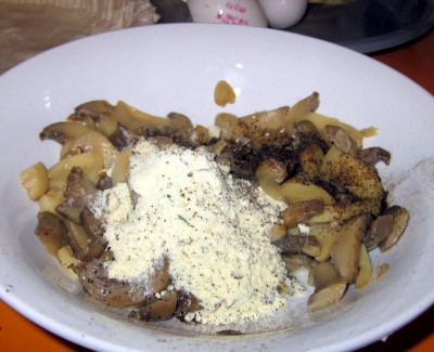 Паштида с грибами – запеканка по-израильски - IMG_7789.JPG
