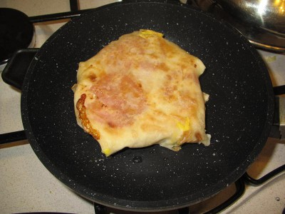 Ека - горячая закуска в лаваше - IMG_4690.JPG
