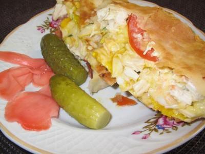 Ека - горячая закуска в лаваше - IMG_4695.JPG