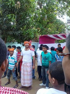 типичная одежда крестьянина да и любого бедного бенгальца - 5.jpg