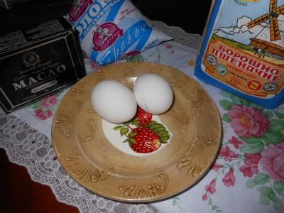 Куличи: проверенные рецепты - яйца, мука, масло, молоко.jpg