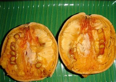 Экзотические овощи и фрукты - -bael-fruit.jpg