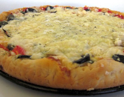 Пирожки и пицца на быстром дрожжевом тесте - IMG_0834.JPG