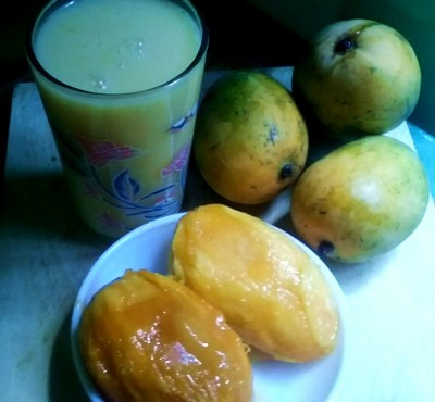 Смузи - в чем польза? Рецепты смузи на любой вкус - mango.jpg