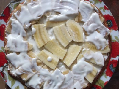 Шоколадный торт с абрикосовой прослойкой - DSCF2068.JPG