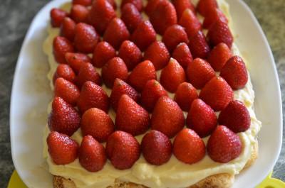 Клубничный десертный торт - DSC_0022.JPG